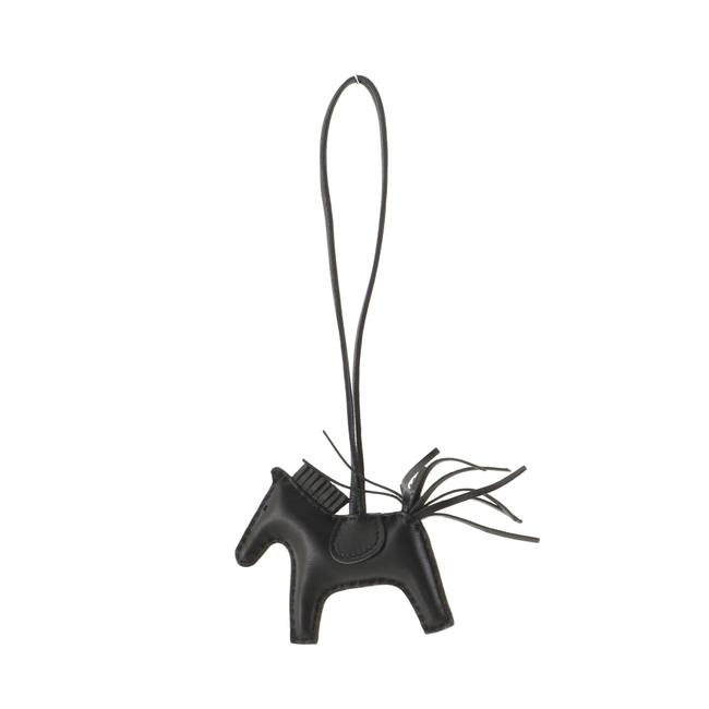 Item - So Black Grigri Rodeo Bag Charm Leather Pm Accessory