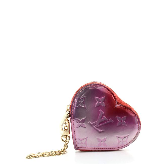 Item - Heart Coin Purse Limited Edition Degrade Monogram Vernis Accessory