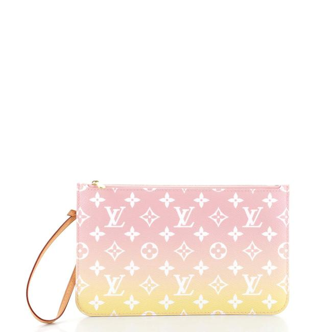 Item - Neverfull Pochette By The Pool Monogram Giant Large Accessory