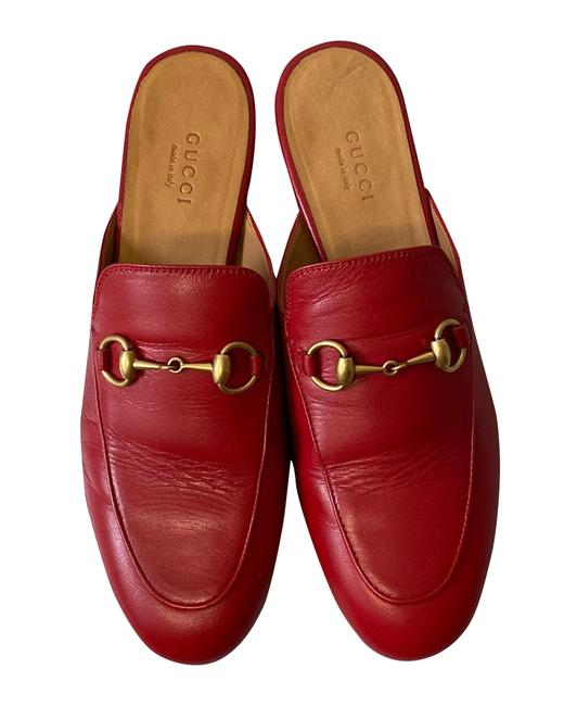 Item - Princetown Leather Mules/Slides