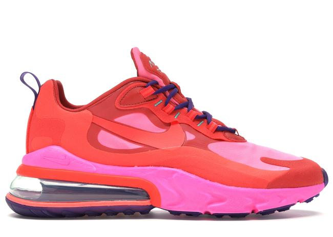 Item - Mens Air Max 270 React Electronic Music - Ao4971-600 Athletic