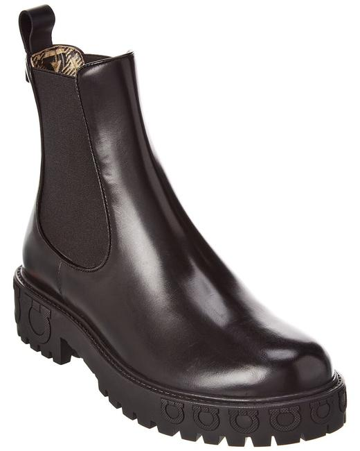 Item - Varsi Leather 01n662 741326 Boots/Booties