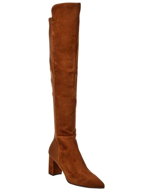 Item - Suede Carly Boots/Booties
