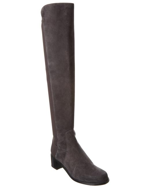Item - Suede Over-the-knee Reserve Boots/Booties