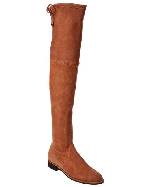 Item - Suede Over-the-knee Lowland Boots/Booties