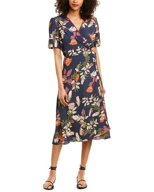 Johnny Was Ryker Wrap L34619-8 Casual Maxi Dress 14115703460002 Image 1