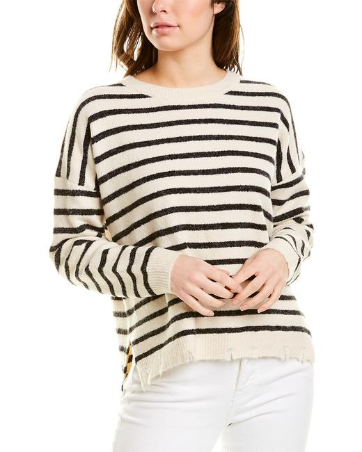 Item - Distressed Nt19363 Sweater/Pullover