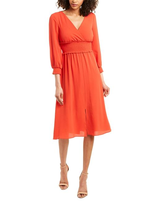 Adrianna Papell Midi Ap1d103500 Short Casual Dress 10505670320001 Image 1