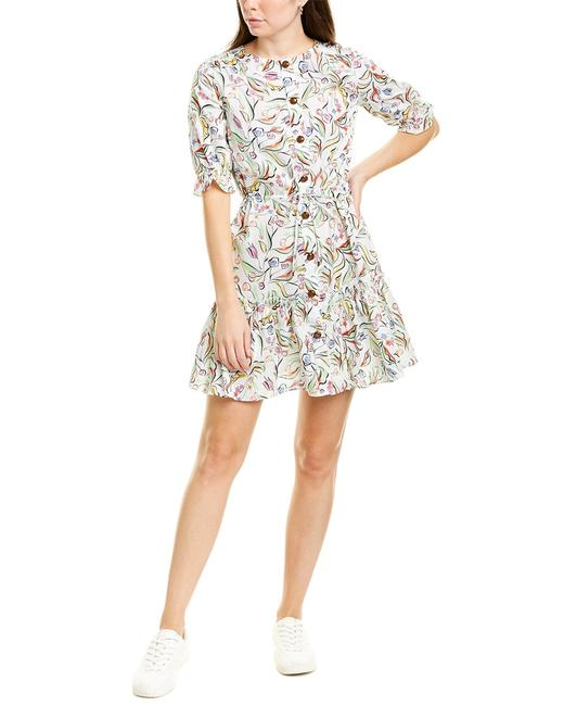 Item - Billie Shirtdress Billie-cdress1877 Short Casual Dress