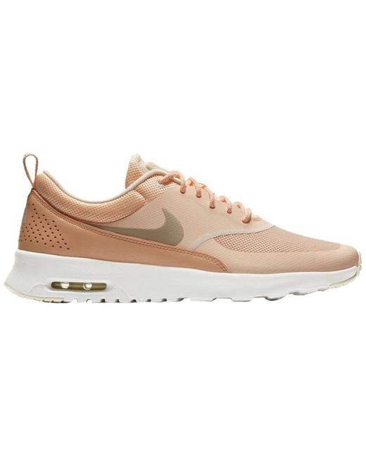 Nike Air Max Thea Leather Sneaker 599409-805 Athletic Nike Air Max Thea Leather Sneaker 599409-805 Athletic Image 1