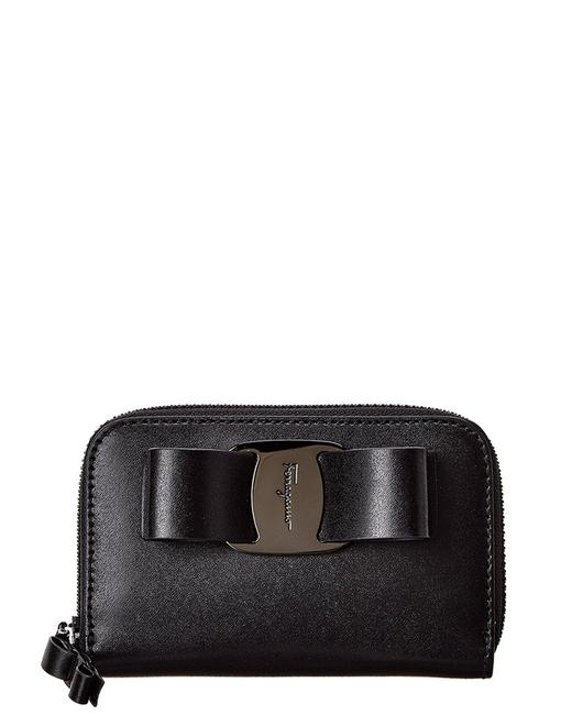 Item - Leather Zip Around 720321 Wallet