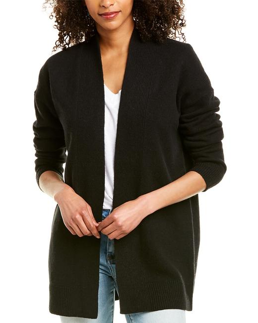 Item - Rib Trim Wool & Cashmere-blend V595278306 Cardigan