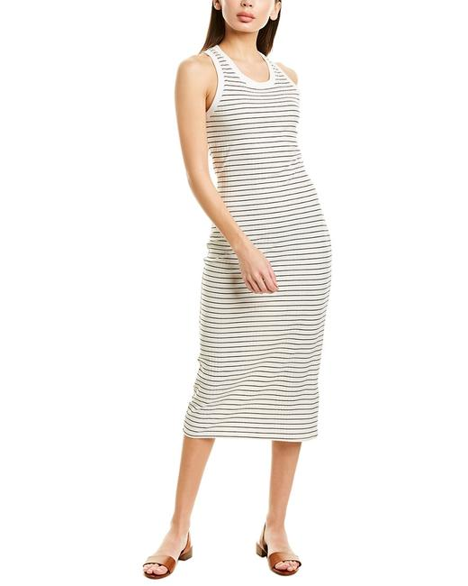 Joie Polymela Sheath 20-1-004991-dr0271 Casual Maxi Dress Joie Polymela Sheath 20-1-004991-dr0271 Casual Maxi Dress Image 1