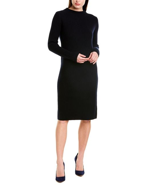 Vince Ribbed Wool Cashmere-blend Sweaterdress V634478389 Sweater/Pullover 14115141390000 Image 1