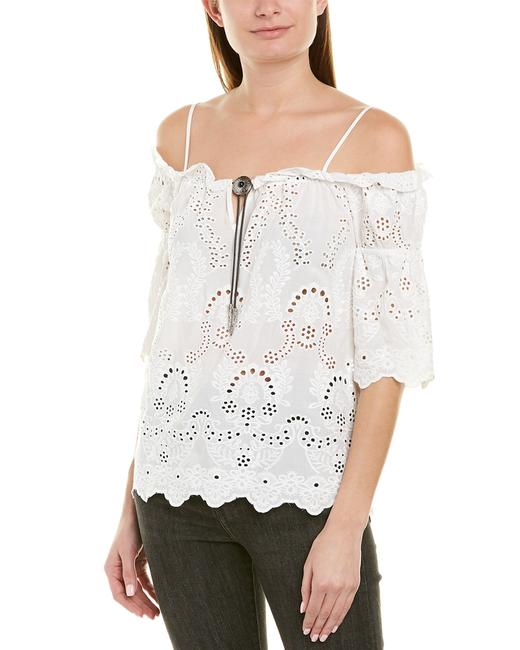 Item - English Embroidery Top Ftop1659 Blouse