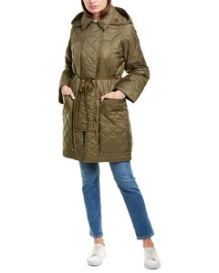 Burberry Quilted Puffer 8006770 Coat