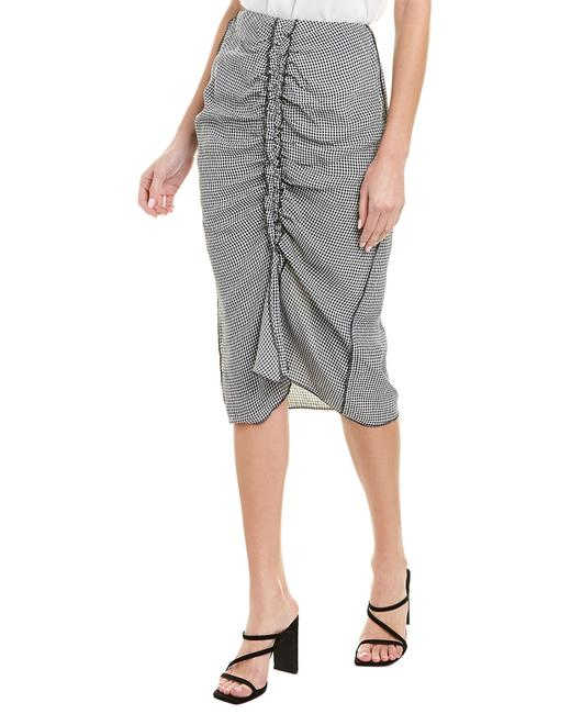 Jason Wu Collection Ruched R1908008a Skirt 14114341730001 Image 1