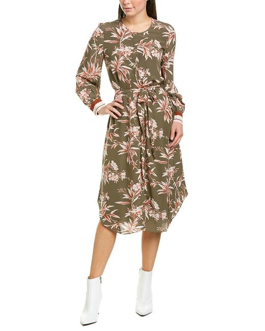 Joie Jeanee Midi Shirtdress 19-1-004980-dr01764 Casual Maxi Dress Joie Jeanee Midi Shirtdress 19-1-004980-dr01764 Casual Maxi Dress Image 1