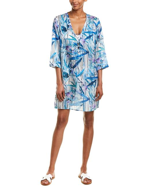 Item - Exotic Paradise Silk-blend 19ep622 Cover-up/Sarong