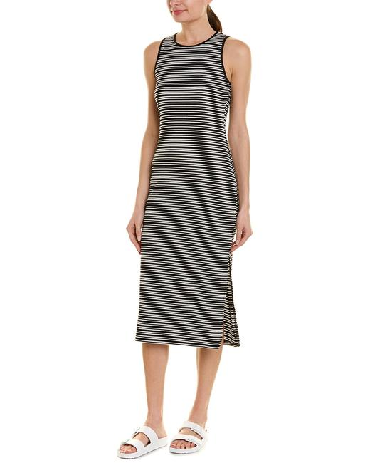 BCBGeneration Ribbed Midi Txc6186325 Casual Maxi Dress BCBGeneration Ribbed Midi Txc6186325 Casual Maxi Dress Image 1