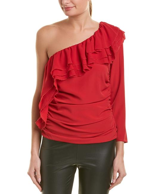 Aiden One-shoulder Top Adh180213b Blouse 14119659180002 Image 1