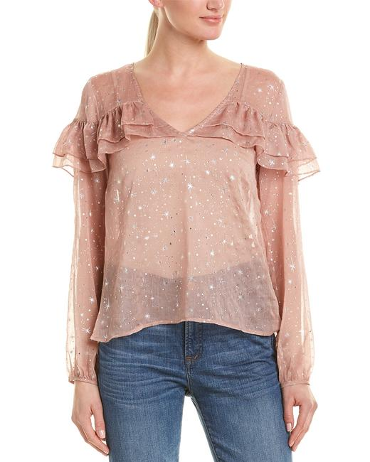 Item - Ruffled At03821 Blouse