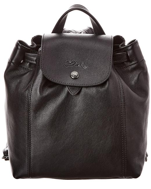 Item - XS Pliage Cuir Leather L1306 757 001 Backpack