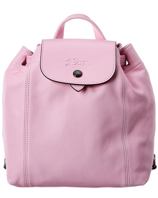 Item - XS Pliage Cuir Leather 1306 757 P36 Backpack