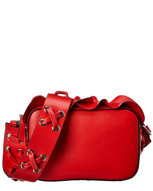 RED Valentino Leather Tq0b0b72 Men C07 Shoulder Bag 11606228110000 Image 1
