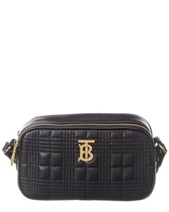 Burberry Camera Mini Quilted Leather 8023339 Cross Body Bag
