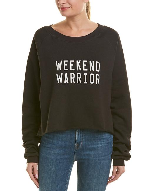 chrldr Weekend Warrior Crop Cl11122 Sweater/Pullover chrldr Weekend Warrior Crop Cl11122 Sweater/Pullover Image 1