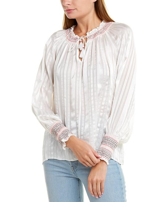 Johnny Was Silk R11118-f Blouse 14113127340000 Image 1