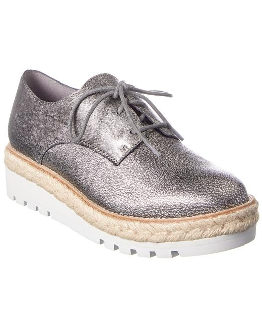 Eileen Fisher Everly Leather Sneaker Everly-mt Athletic Eileen Fisher Everly Leather Sneaker Everly-mt Athletic Image 1