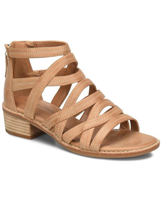 comfortiva Betha Leather Wide Ct0010900w Sandals 13116141880008 Image 1