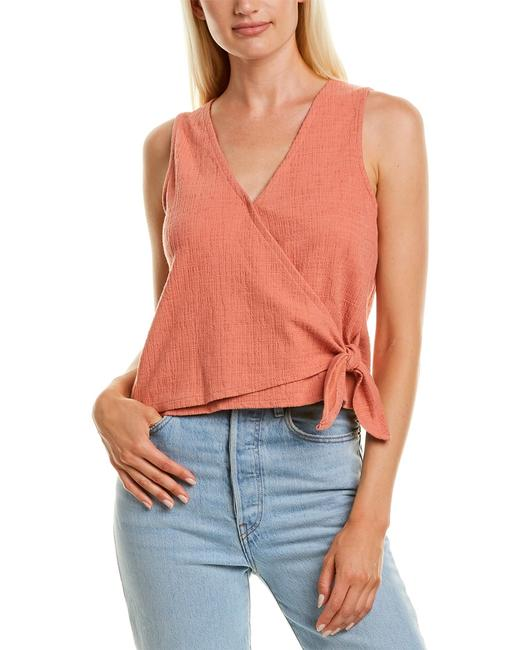 Madewell Wrap-tie Tank L8969 Blouse 14110219580002 Image 1