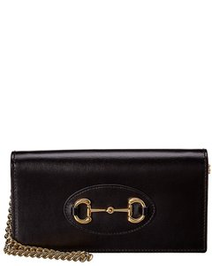 Gucci Wallet on Chain Horsebit 1955 Leather 621892 0yk0g Accessory