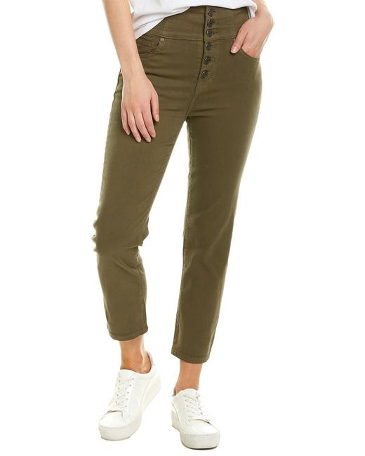 Item - Laurelle Fatigue High-rise Crop 19-1-004943-pt01300 Capris