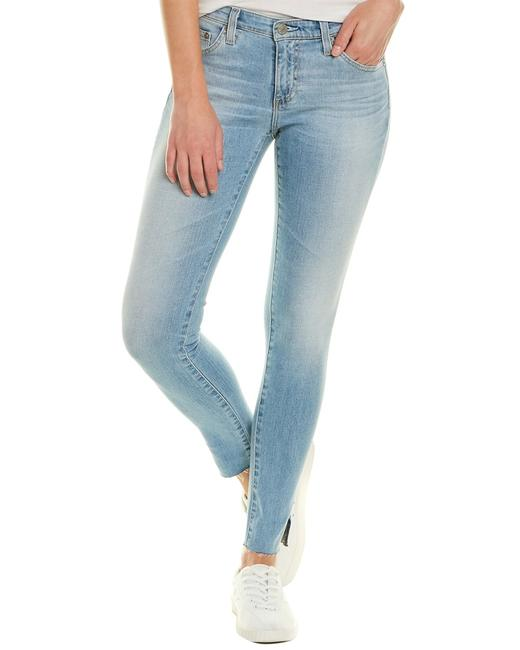 Ag Jeans The 27 Years Aversions Destruct Skinny Ankle Cut Emp1389rr Leggings 14116492740002 Image 1