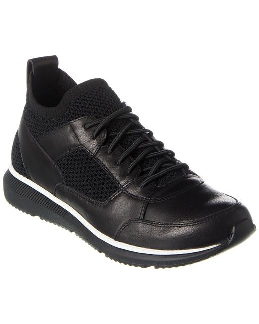 Eileen Fisher Expo Leather Sneaker Expo-wl Athletic Eileen Fisher Expo Leather Sneaker Expo-wl Athletic Image 1