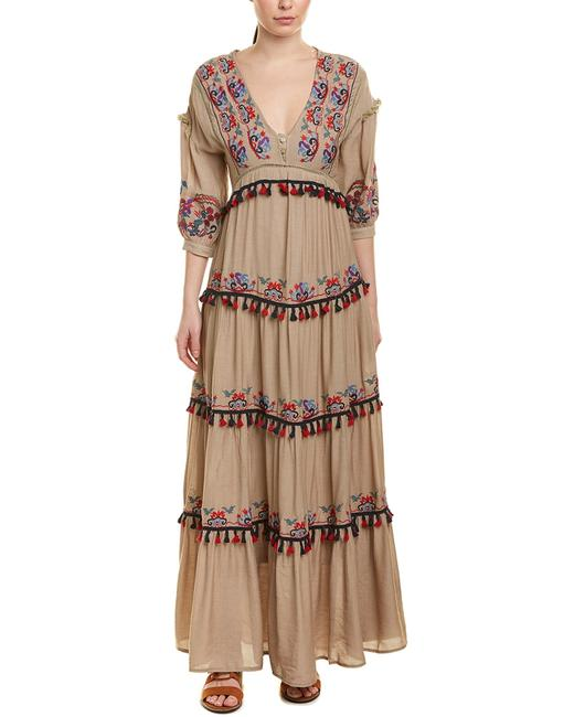 Item - Embroidered Ld50776x Casual Maxi Dress