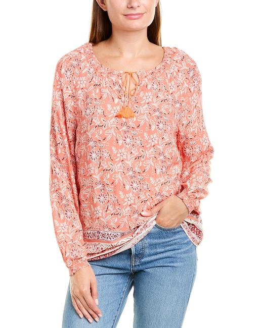 Beachlunchlounge Louisa Top Lpt1943 Blouse 14116388920001 Image 1
