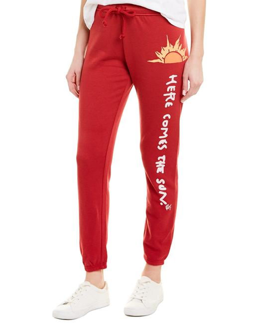 Item - Here Comes The Sun Sweatpant Eqx2p24 Bottoms