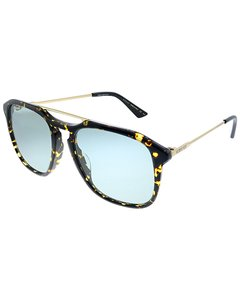 Gucci Men's Gg0321s 55mm 889652155296 Sunglasses