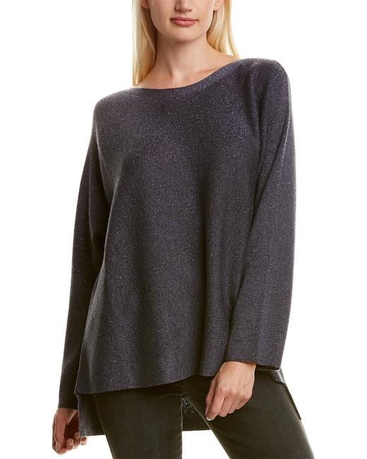 Eileen Fisher Sparkle Wool-blend R9cdj-w5355m Sweater/Pullover 14114561430000 Image 1