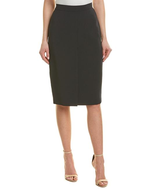 Max Mara Wool-blend Pencil 1101068106 Skirt 14111303240003 Image 1