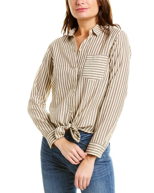 Madewell Maitland Tie-front Top K5782 Blouse 14117489930001 Image 1