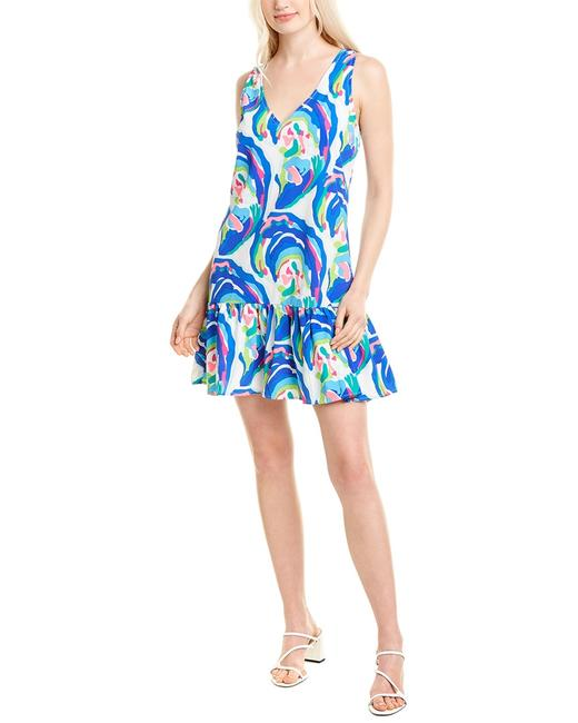 Southern Frock Hillie Mini S19-16 Short Casual Dress Southern Frock Hillie Mini S19-16 Short Casual Dress Image 1