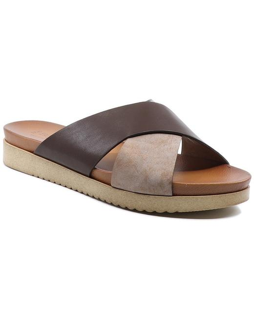 Bos. & Co. Leather Rwon Sandals 13111806250003 Image 1