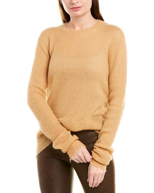 Item - Feather Weight Wool Mohair-blend I05hw703 Sweater/Pullover