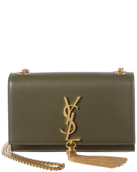 Item - Monogram Kate Small Tassel Monogram Leather Cross Body Bag